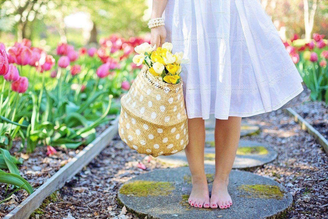 Odmień swoją garderobę - modne inspiracje na wiosnę