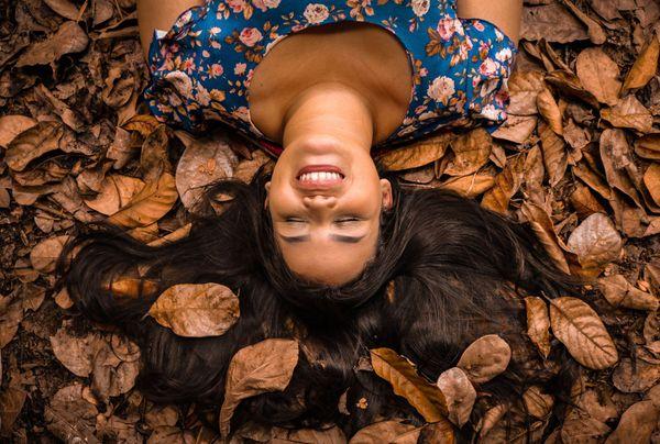 Jesienna moda XXL – odzież damska plus size