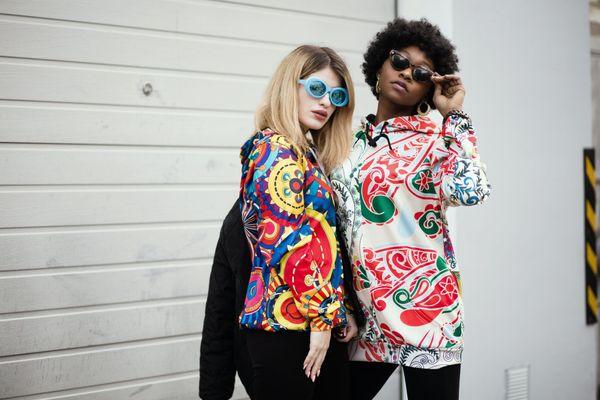 Bluzy damskie - modnie i wygodnie